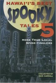 Cover of: Hawaii's Spooky Tales 5