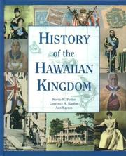 Cover of: History of the Hawaiian kingdom | Norris W. Potter