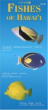 Cover of: Fishes of Hawaii (Hawaii Pocket Guides) (Hawaii Pocket Guides) |