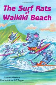 Cover of: The Surf Rats of Waikiki Beach | Carmen Geshell