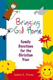 Cover of: Bringing God home