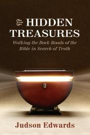 Cover of: Hidden Treasures | Judson Edwards