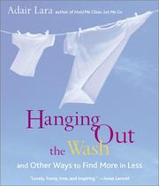 Cover of: Hanging Out the Wash