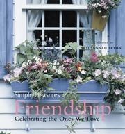 Cover of: Simple Pleasures of Friendship | Susannah Seton