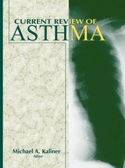 Cover of: Current Review of Asthma