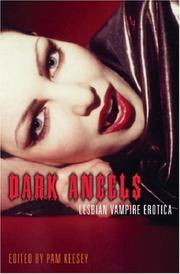 Cover of: Dark Angels | Pam Keesey