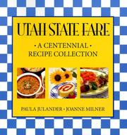 Cover of: Utah state fare | Paula Julander