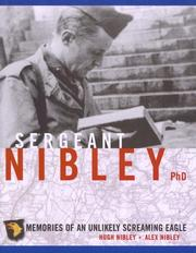 Cover of: Sergeant Nibley, Ph. D