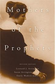 Cover of: Mothers of the Prophets