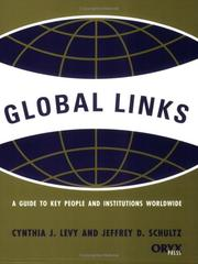 Cover of: Global Links | Cynthia J. Levy