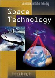 Cover of: Space Technology (Sourcebooks in Modern Technology)