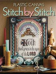 Cover of: Plastic Canvas Stitch by Stitch | Needlecraft Shop