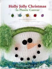 Cover of: Holly Jolly Christmas in Plastic Canvas | Bobbie Matela