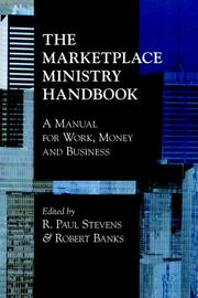 The Marketplace Ministry Handbook by