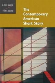 Cover of: The contemporary American short story