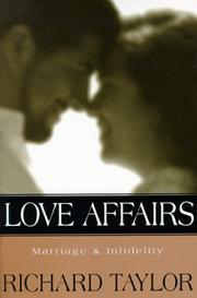 Cover of: Love affairs