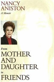 Cover of: From mother and daughter to friends