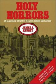 Cover of: Holy horrors | James A. Haught
