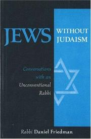Cover of: Jews Without Judaism