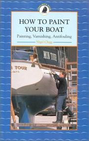 Cover of: How to Paint Your Boat