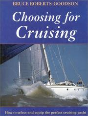 Cover of: Choosing for cruising