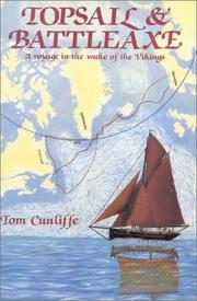 Cover of: Topsail and Battleaxe | Tom Cunliffe
