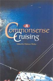 Cover of: The Sail Book of Common Sense Cruising | Patience Wales