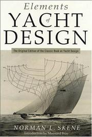 Elements of Yacht Design (Seafarer Books)