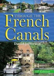 Cover of: Through the French Canals | David Jefferson