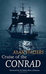Cover of: Cruise of the Conrad | Alan Villiers