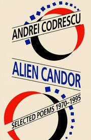 Cover of: Alien candor