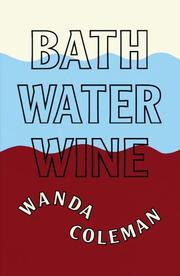 Cover of: Bathwater wine