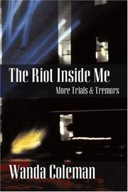 Cover of: The Riot Inside Me