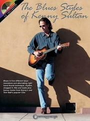 Cover of: The Blues Styles of Kenny Sultan