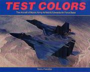 Cover of: Test colors