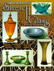 Cover of: American iridescent stretch glass