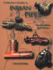 Cover of: Collectors Guide to Indian Pipes Identification and Values