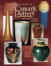 Cover of: Collector's guide to Camark Pottery
