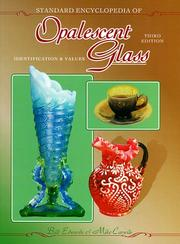 Standard encyclopedia of opalescent glass