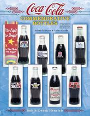 Cover of: Coca-Cola commemorative bottles | Bob Henrich