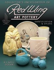 Cover of: Collector's encyclopedia of Red Wing art pottery