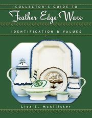 Cover of: Collector's Guide to Feather Edge Ware