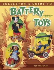 Cover of: Collector's guide to battery toys