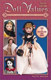 Cover of: Doll Values | Patsy Moyer