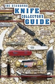 Cover of: The Standard Knife Collector