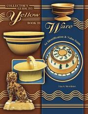Cover of: Collector's Guide to Yellow Ware