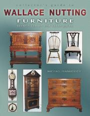 Cover of: Collector's guide to Wallace Nutting furniture