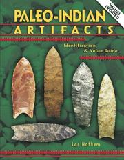 Cover of: Paleo-indian Artifacts