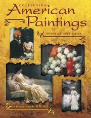 Cover of: Collecting American Paintings