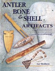 Cover of: Antler Bone & Shell Artifacts